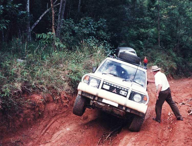 Cape York Trip 1988