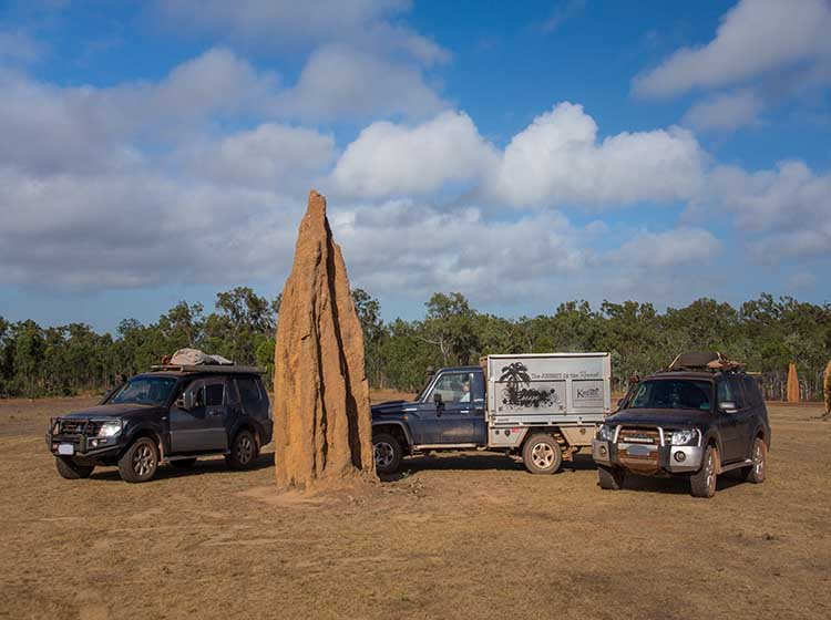 Cape York 2018 - Bramwell Junction