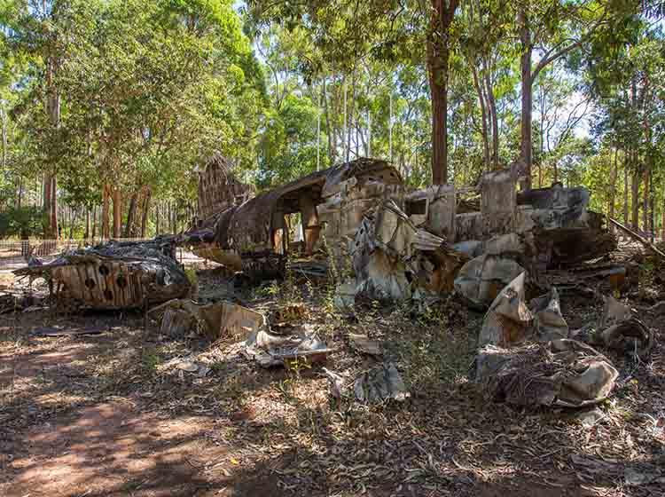 Cape York 2018 WWII Wreckage near Seisia_1