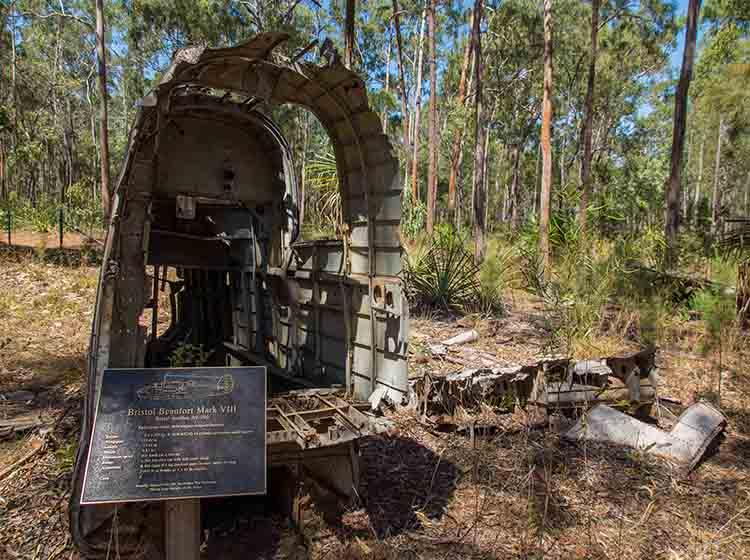 Cape York 2018 WWII Wreckage near Seisia_2