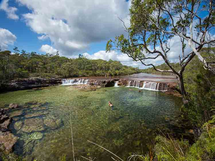 Cape York 2018 - Fruit Bat Falls